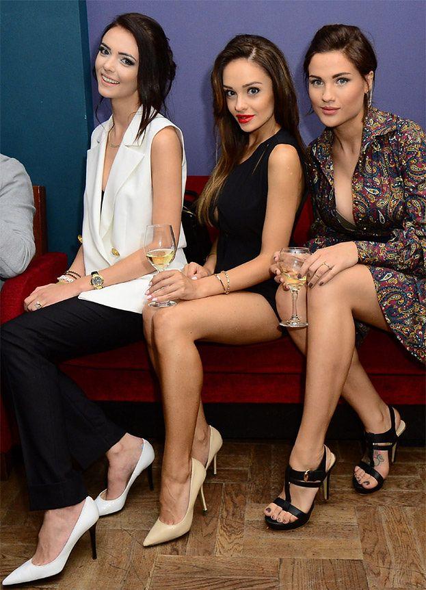 "Młode ""aktorki"" promują ""Miłość na bogato""... ŁADNE? (FOTO)"