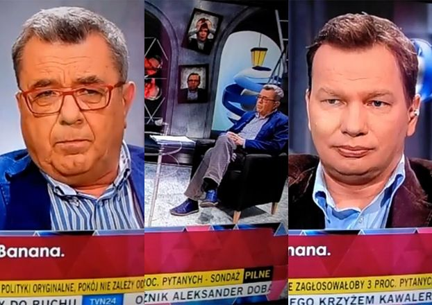"""Widzowie TVN 24: """"Dlaczego nic nie mówicie o Durczoku?"""" Miecugow: """"MA PAN KOLEGÓW?"""""""