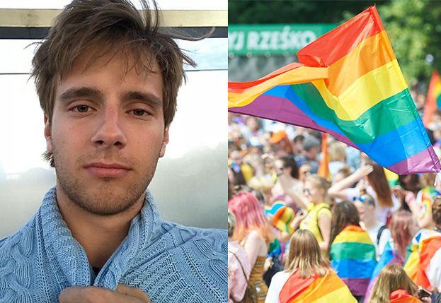 """Maciej Musiał odpowiada na zarzuty o """"promowanie homoseksualizmu"""": """"Jest mi smutno"""""""