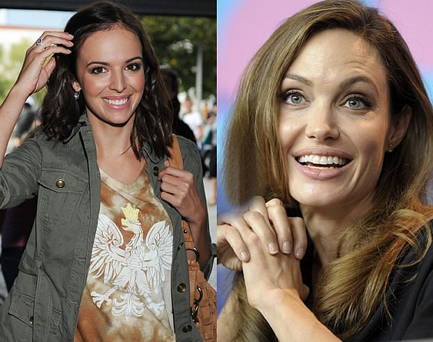 """""""Angelina Jolie powiedziała, że JESTEM PIĘKNA!"""""""