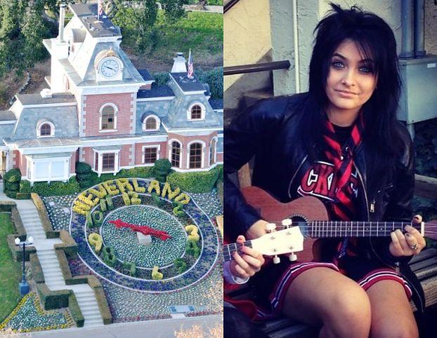 "Córka Michaela: Odbuduję ""Neverland!"""