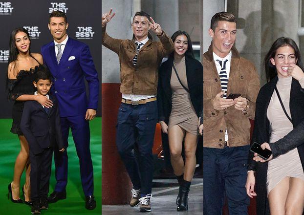 Cristiano Ronaldo żeni się z hiszpańską modelką!