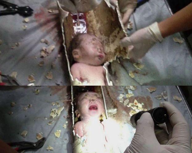 Chinka SPUŚCIŁA niemowlę w toalecie! Chłopiec PRZEŻYŁ!