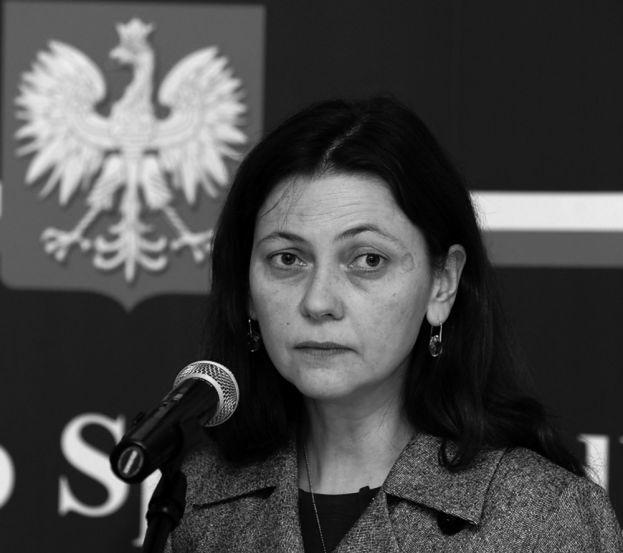Nie żyje Monika Zbrojewska, była wiceminister sprawiedliwości!