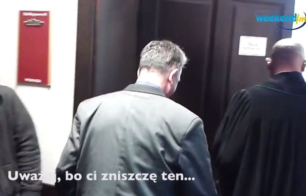 """Ojciec Żmudy Trzebiatowskiej w sądzie: """"Uważaj, BO CI ZNISZCZĘ TEN…!"""""""
