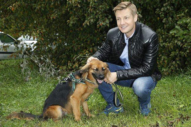 """Pies Mroczka """"zarobi""""... 500 zł dziennie!"""