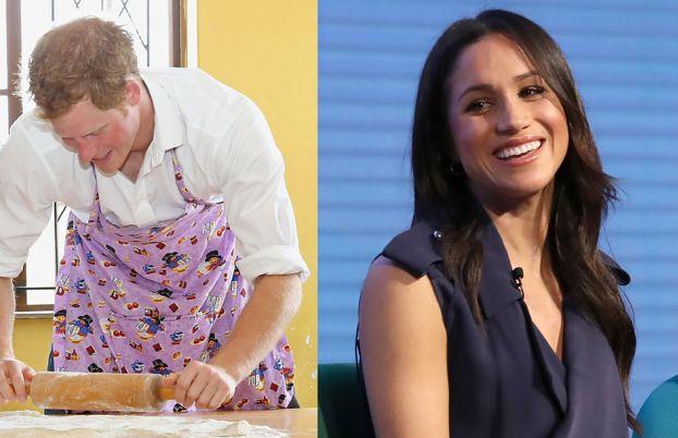 Meghan zaleciła Harry'emu przedślubną dietę. Książę zrzucił już ponad trzy kilogramy!