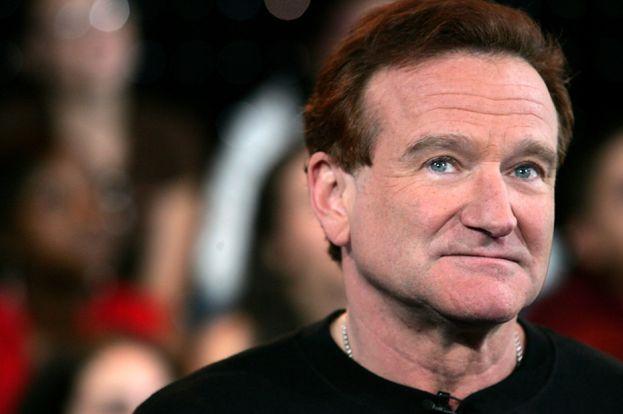 """Robin Williams cierpiał na DEMENCJĘ! """"Płakał każdego dnia. To było straszne. Straszne"""""""