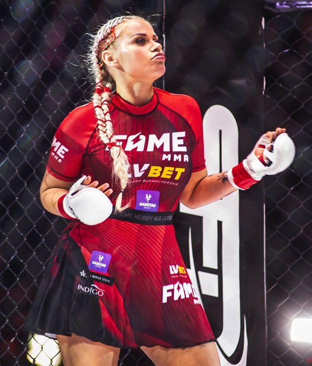 """Fame MMA: Ewelona planowała zmiażdżyć Godlewską: """"Ktoś zaprogramował mnie, aby ZNISZCZYĆ"""""""