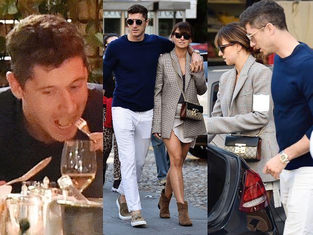 Anna i Robert Lewandowscy spędzają urlop w Portofino. Miłość na bogato? (FOTO)