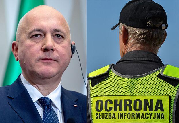 """MSWiA chce odebrać koncesję firmie, która ochraniała tragiczny finał WOŚP w Gdańsku! """"Skala błędów jest porażająca"""""""