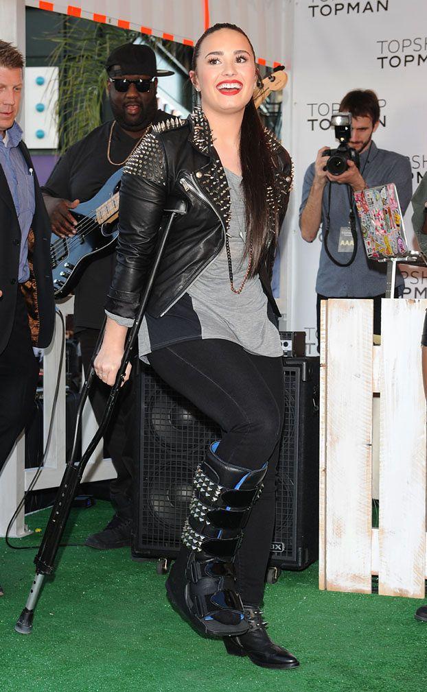 """Demi: """"Nie wierzę w wielką przyjaźń w Hollywood"""""""