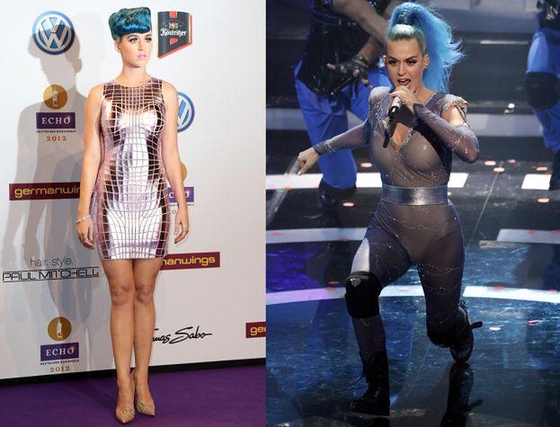 Katy Perry w obcisłych kreacjach (SEXY?)