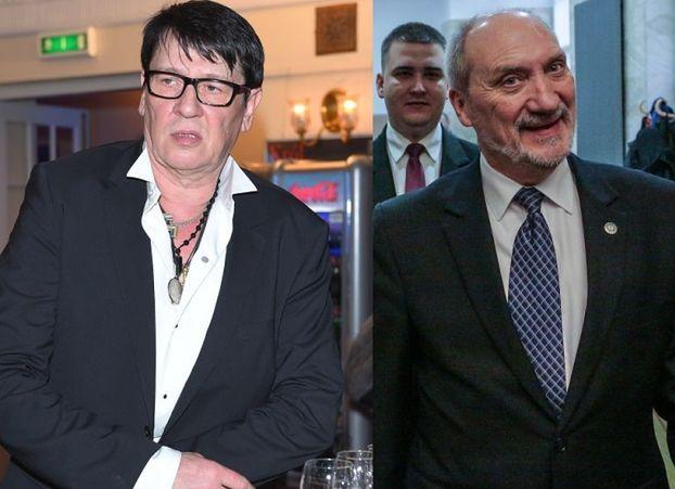 """Maleńczuk atakuje PiS: """"Macierewicz to drań, plotkarz, karierowicz i wazeliniarz. Jest niezrównoważony psychicznie"""""""