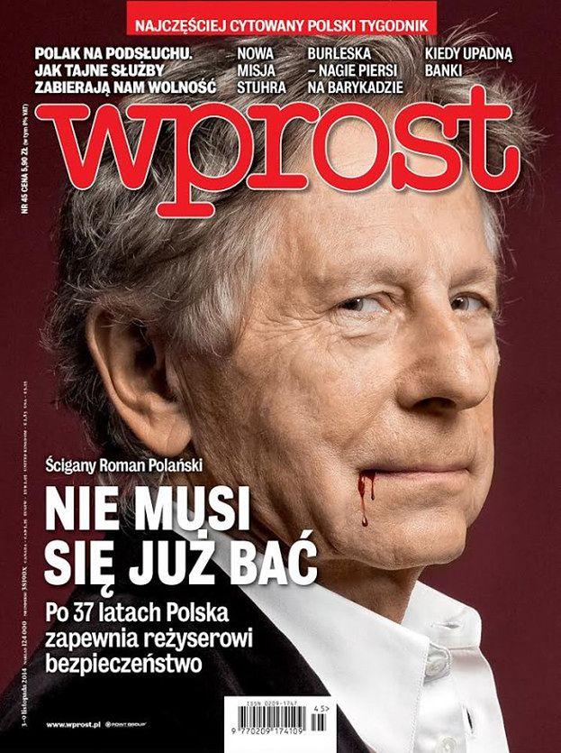 Krakowska prokuratura PRZESŁUCHAŁA Romana Polańskiego!