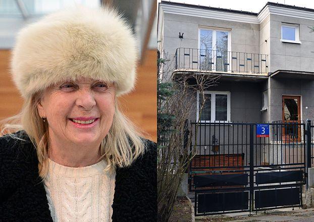 """Radny PiS chce odebrać dom Kiszczakowej! """"Myśmy sami go wybudowali!"""""""