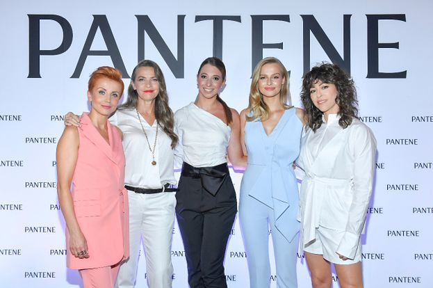 Natalia Kukulska, Karolina Pisarek, Katarzyna Zielińska i Lidia Popiel debiutują w roli ambasadorek Pantene! (ZDJĘCIA)