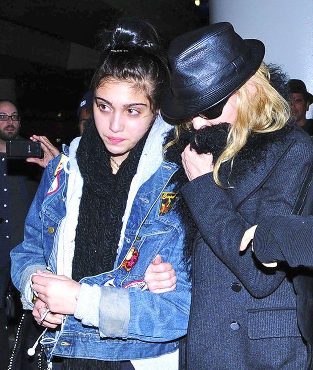 """Madonna: """"Lourdes ma fantastyczny głos!"""""""