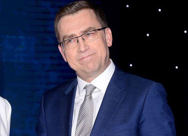 """Orłoś o odejściu z """"Teleexpressu"""": """"Wydawca mi powiedział, że jest zapis na Jurka Owsiaka"""""""