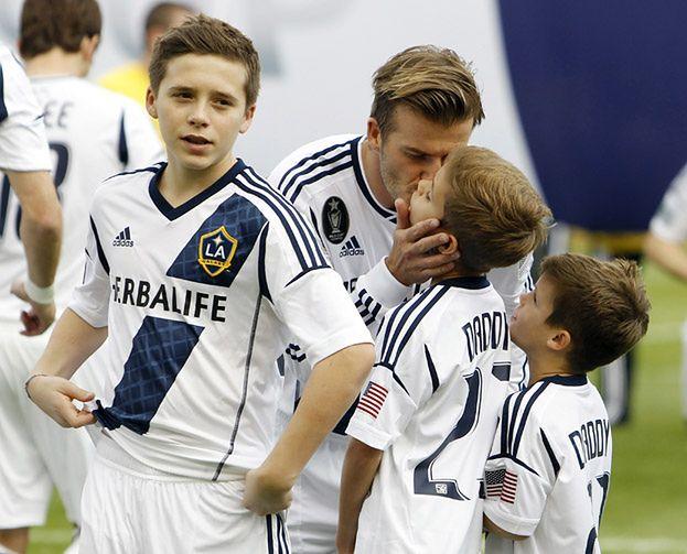 Najstarszy syn Beckhama ZAGRA W CHELSEA?!
