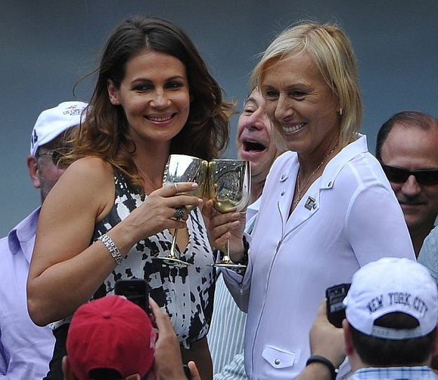 Martina Navratilova oświadczyła się swojej dziewczynie!