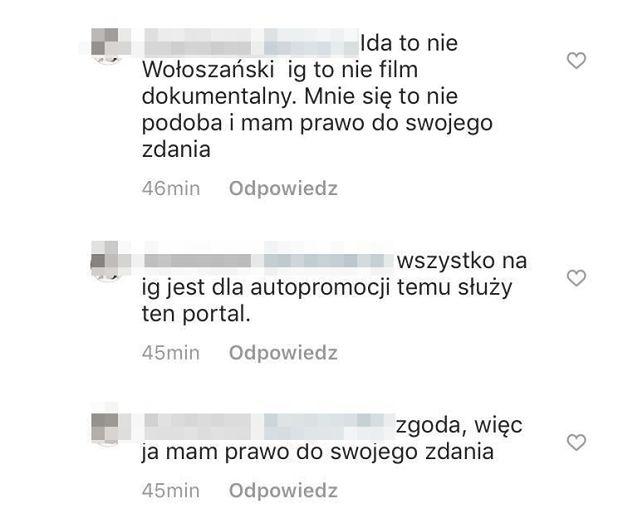 """Ida Nowakowska zmieszana z błotem za nagrania z cmentarza: """"Ludzie sprzedają wszystko dla fejmu"""". Na pomoc przybyła Anna Lewandowska"""