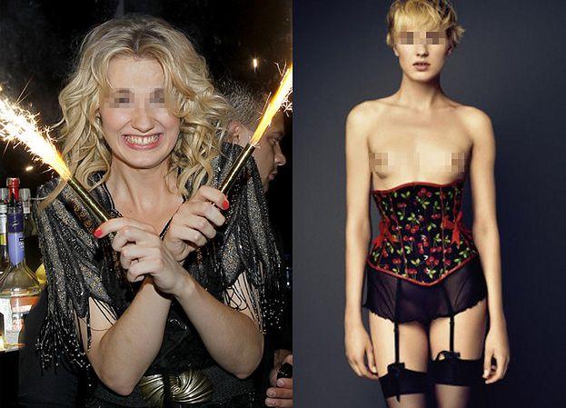 """Michalina z """"Top model"""" kupowała za pieniądze inwestorów... """"drogie komplety bielizny""""!"""