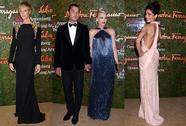 Eleganckie gwiazdy na imprezie w Hollywood (ZDJĘCIA)