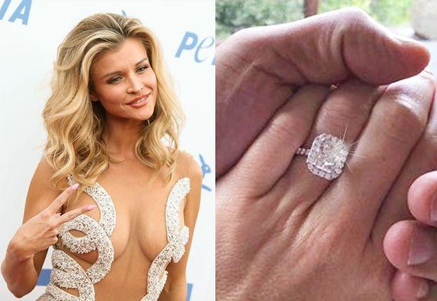 Joanna Krupa się zaręczyła! Dostała pierścionek za DWA MILIONY złotych (FOTO)