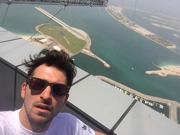 amerykańskie randki w Dubaju