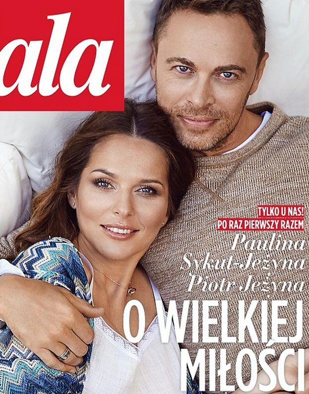 Paulina Sykut urodziła córkę! Piotr Jeżyna pochwalił się zdjęciem na Instagramie (FOTO)
