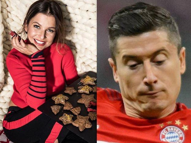 """Lewandowska już gotowa na Boże Narodzenie. Zrobiła bezglutenowe pierniczki... """"Szkoda mi twojego chłopa!"""""""