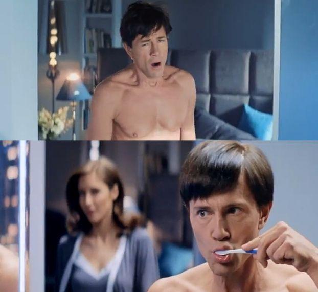 Klata Ibisza w reklamie szamponu... (SEXY CZY ŻAŁOSNE?)