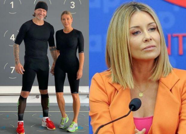 """Fanka do Małgorzaty Rozenek: """"Ma pani problemy z kręgosłupem i chodzi w takich butach? Mi lekarz zabronił"""". Rozenek krótko: """"A mi nie"""""""