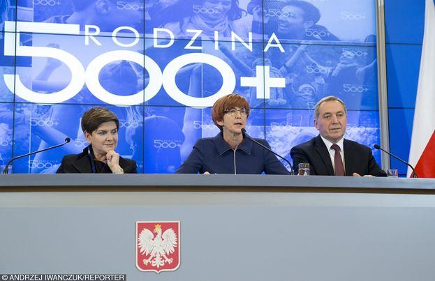"""Kowalczyk z PiS: """"Brakuje około 5 miliardów złotych na finansowanie programu 500+!"""""""