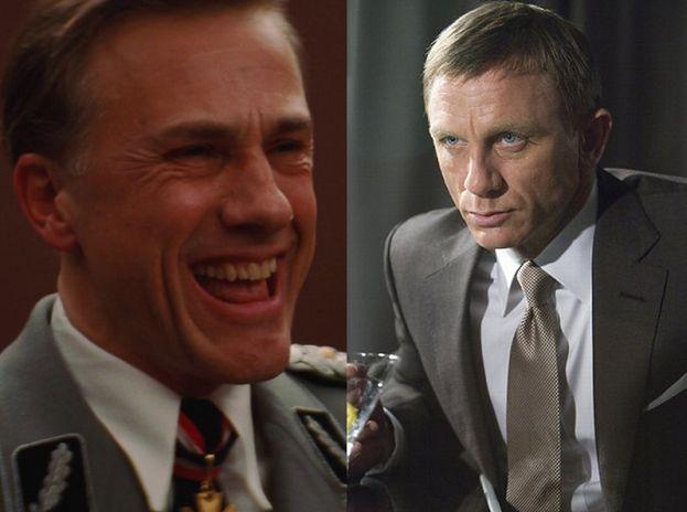 Christoph Waltz zagra... wroga Jamesa Bonda!