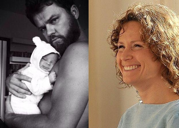 Monika Mrozowska urodziła!