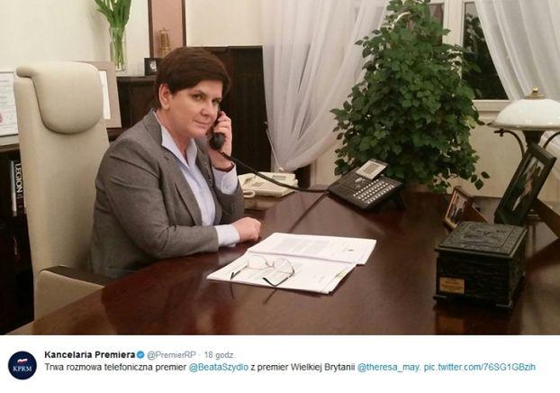 """Cejrowski krytykuje Szydło: """"Ta pani tak GŁUPIO GADA, że zastanawiam się czy JEST NA PROSZKACH!"""""""