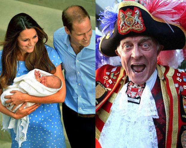 Narodziny syna Kate ogłosił... FAŁSZYWY HEROLD!
