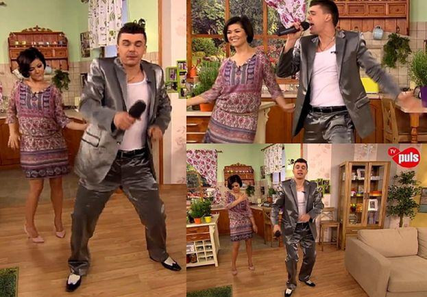 UWAGA - HIT: Kasia Cichopek tańczy do nowej piosenki Niecika...