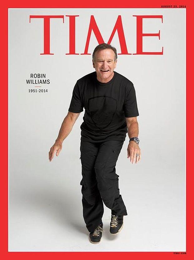 Time oddaje hołd Robinowi Williamsowi (FOTO)