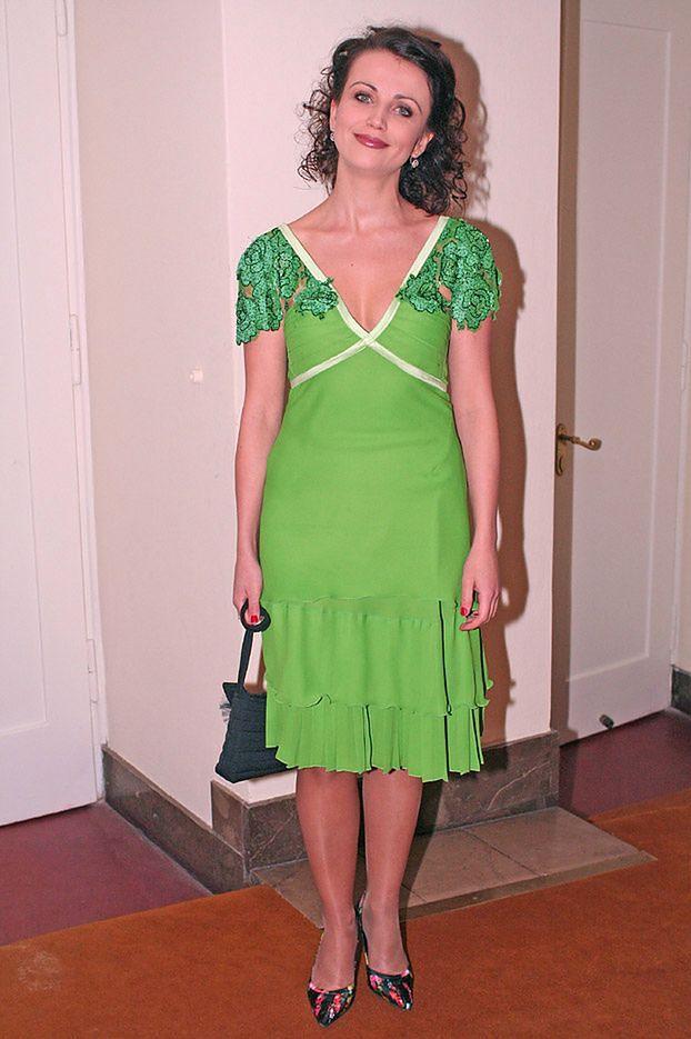 Weronika Rosati na zdjęciu z młodości. Odpowiedziała Katarzynie Zielińskiej (FOTO)