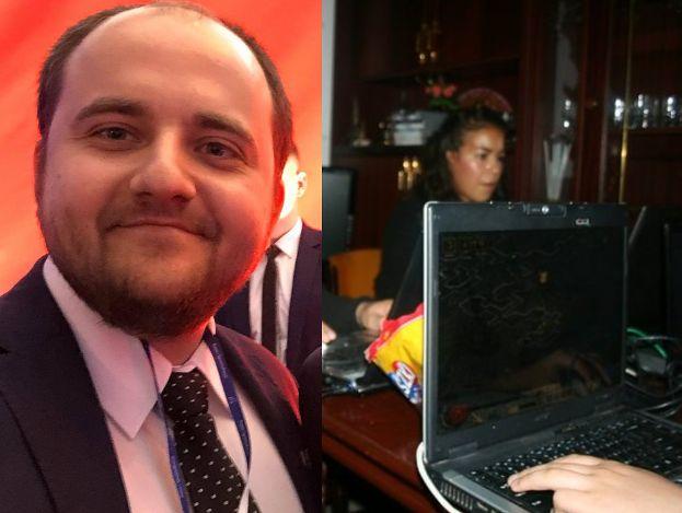 """Dariusz Matecki odpiera zarzuty o nękanie Macademian Girl: """"Ciekawe, co robiła u mnie w domku letniskowym, grając ze mną w Diablo 2"""""""