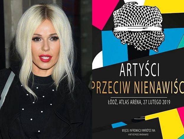 """Znamy datę i ceny biletów koncertu """"Artyści przeciw nienawiści"""""""