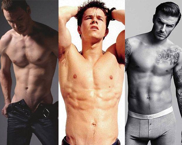 Beckham ma NAJSEKOWNIEJSZE ciało świata!