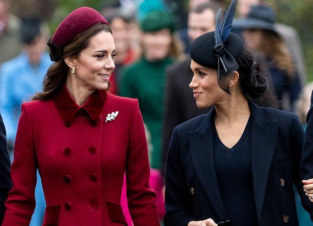 """Kate Middleton radzi Meghan Markle, aby """"UCZYŁA SIĘ NA BŁĘDACH"""""""