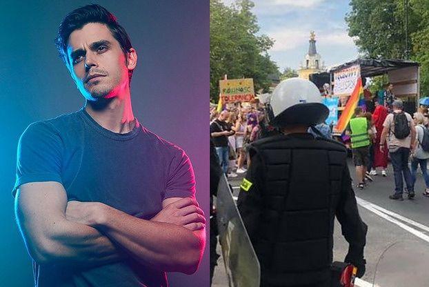 """Białystok. Marsz Równości. Antoni Porowski z """"Queer Eye"""" komentuje: """"Nie damy się uciszyć"""""""