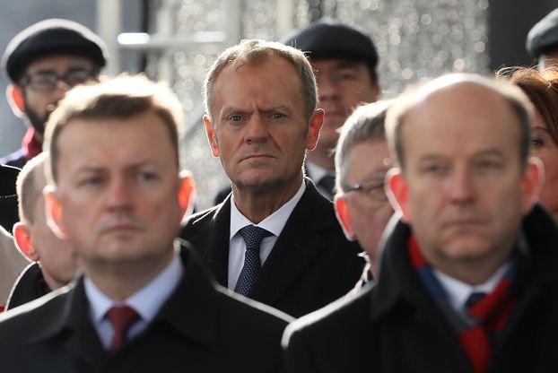 Donald Tusk został WYGWIZDANY na obchodach Święta Niepodległości!