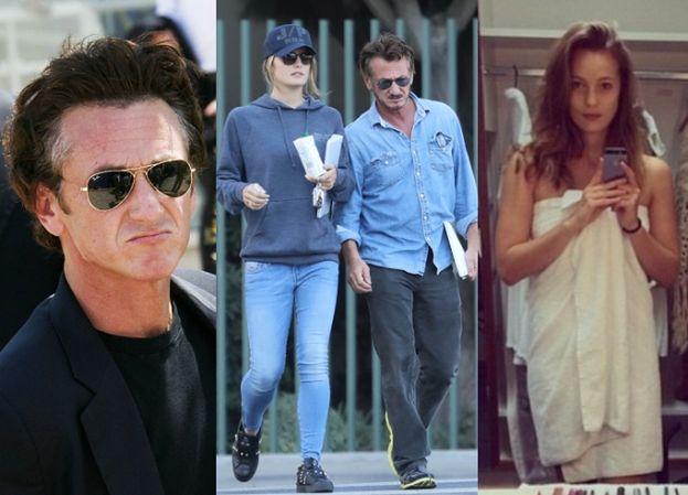 56-letni Sean Penn spotyka się z 24-latką!