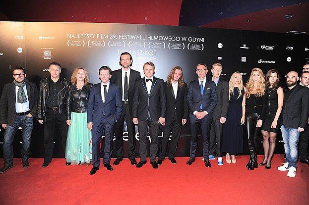 """Kot, Torbicka, Preis, Bohosiewicz i inni na premierze filmu """"Bogowie"""" (ZDJĘCIA)"""